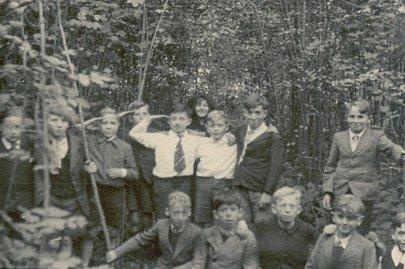 photo de classe 1941 Rumes