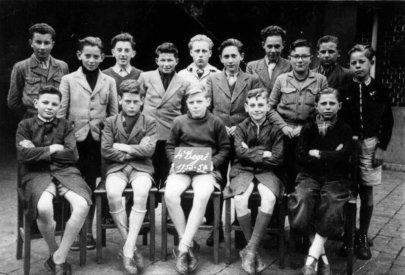 classes de rumes 1953 à 1954