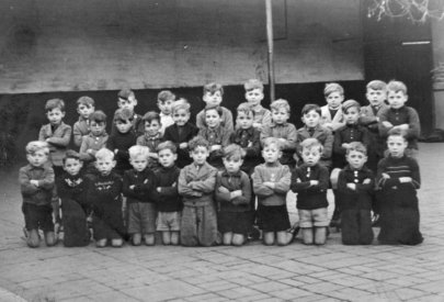 Ecole Rumes 1946 1947