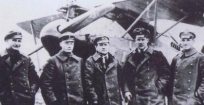 Emil kiel leutnant 1918 rumes