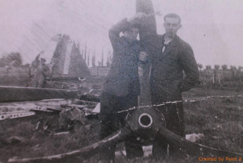 avion lysander rumes 1940