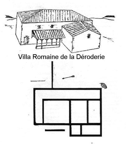 villa Romaine taintignies