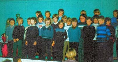 rumes ecole saint Nicolas 1980