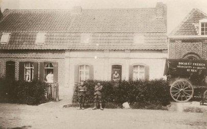 Chaussé de Douai près des établissement Bocquet