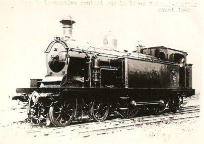 Le train 88 Tournai Orchies