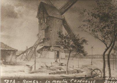 le moulin de Rumes